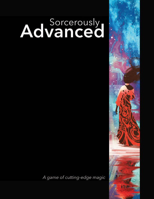 Sorcerously Advanced cover